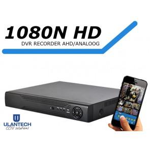 Dvr AHD 4 kanaals 1080N