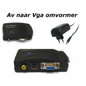 Av naar Vga convertor