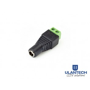 Power connector male