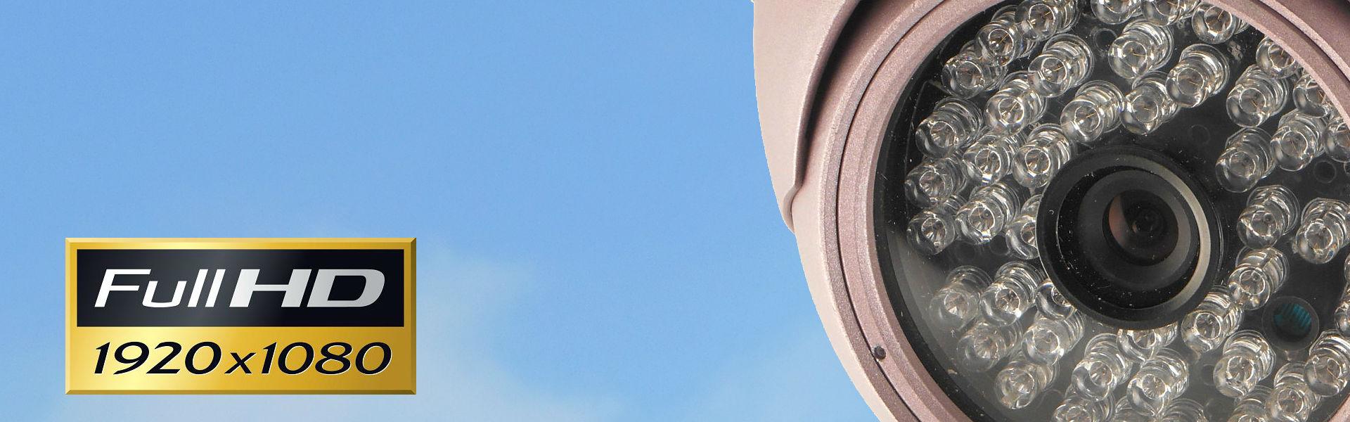 Ulantech dome camera's
